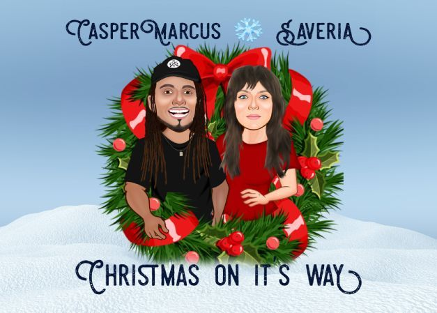 NEW RELEASE: Christmas On It's Way